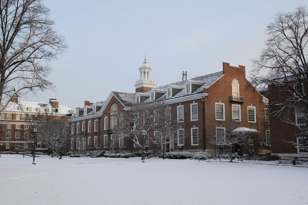 Campus de la Universidad John Hopkins
