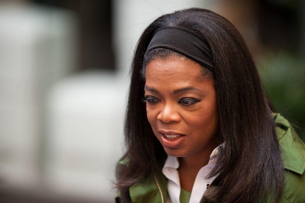 Oprah en Dinamarca