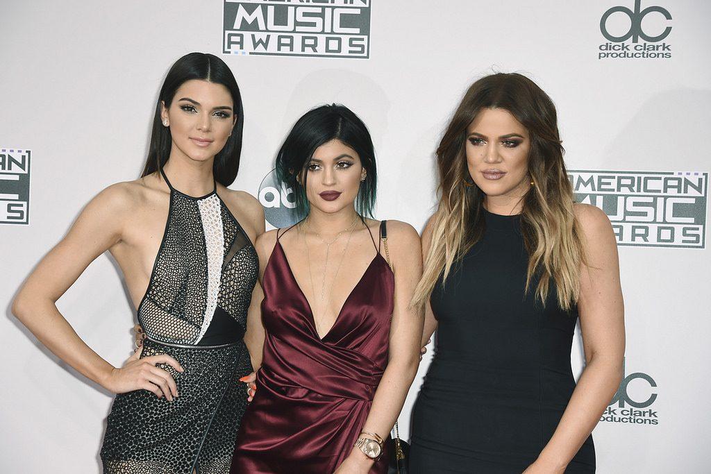 Kendall, Kylie y Khloé