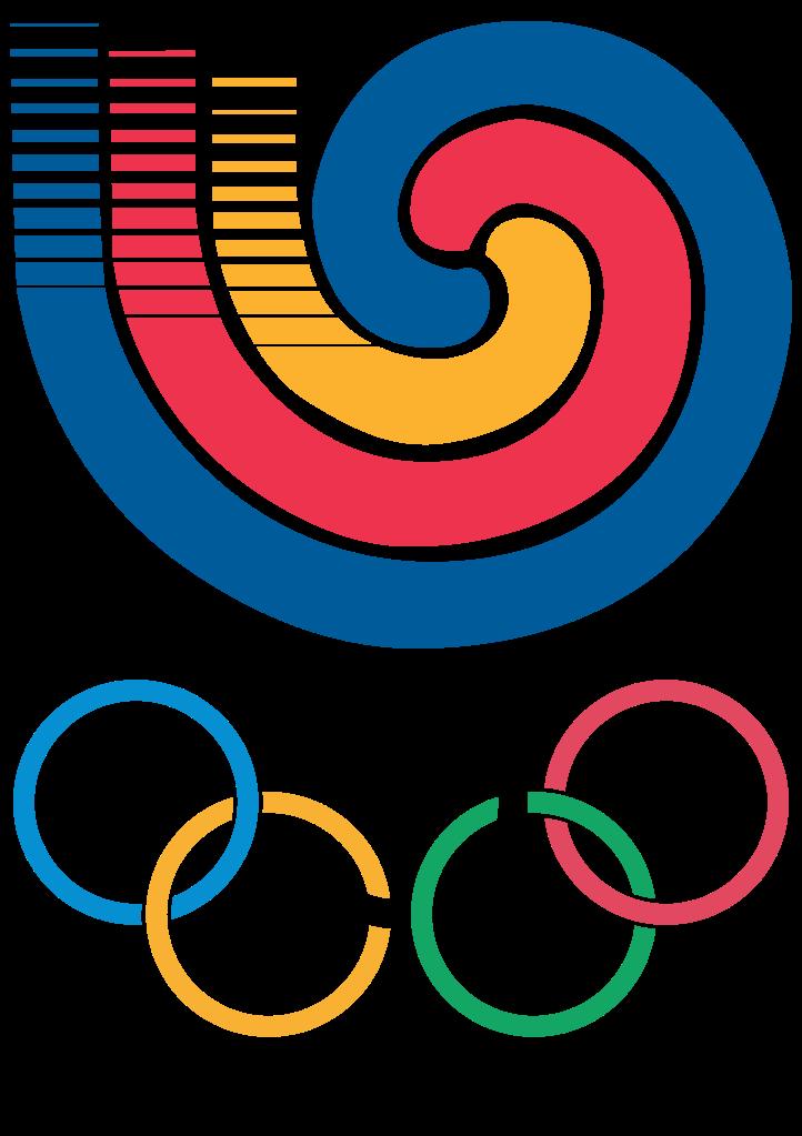 Emblema de los Juegos Olímpicos de Seúl, 1988
