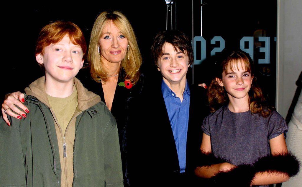 Biografia J K Rowling Una Magica Historia De Superacion