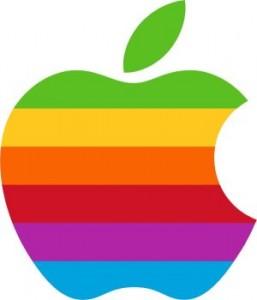 ¿Por qué el logo de Apple es una manzana mordida?