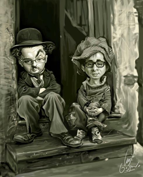 Buenafuente y Berto