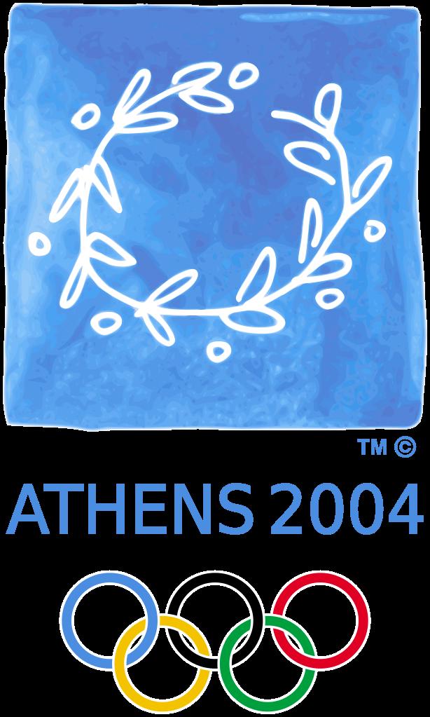 Cartel de los Juegos Olímpicos de Atenas, 2004