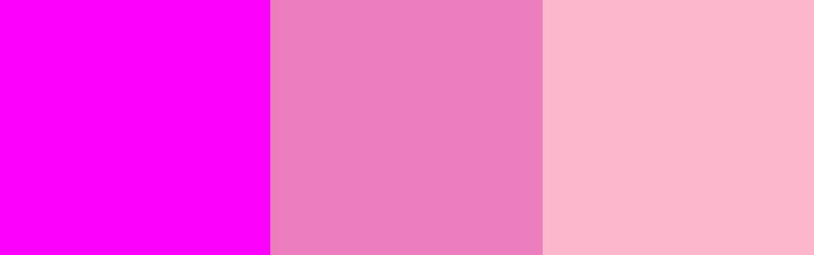 Color magenta / rosa | Psicología de los colores