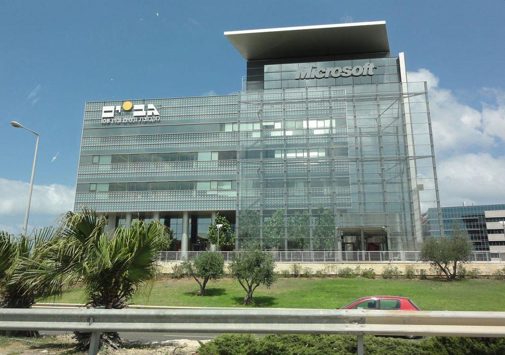 Sede de Microsoft en Israel