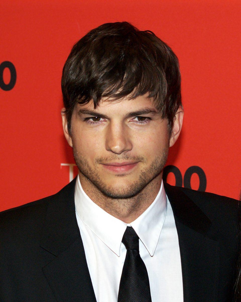 Ashton Kutcher en 2010