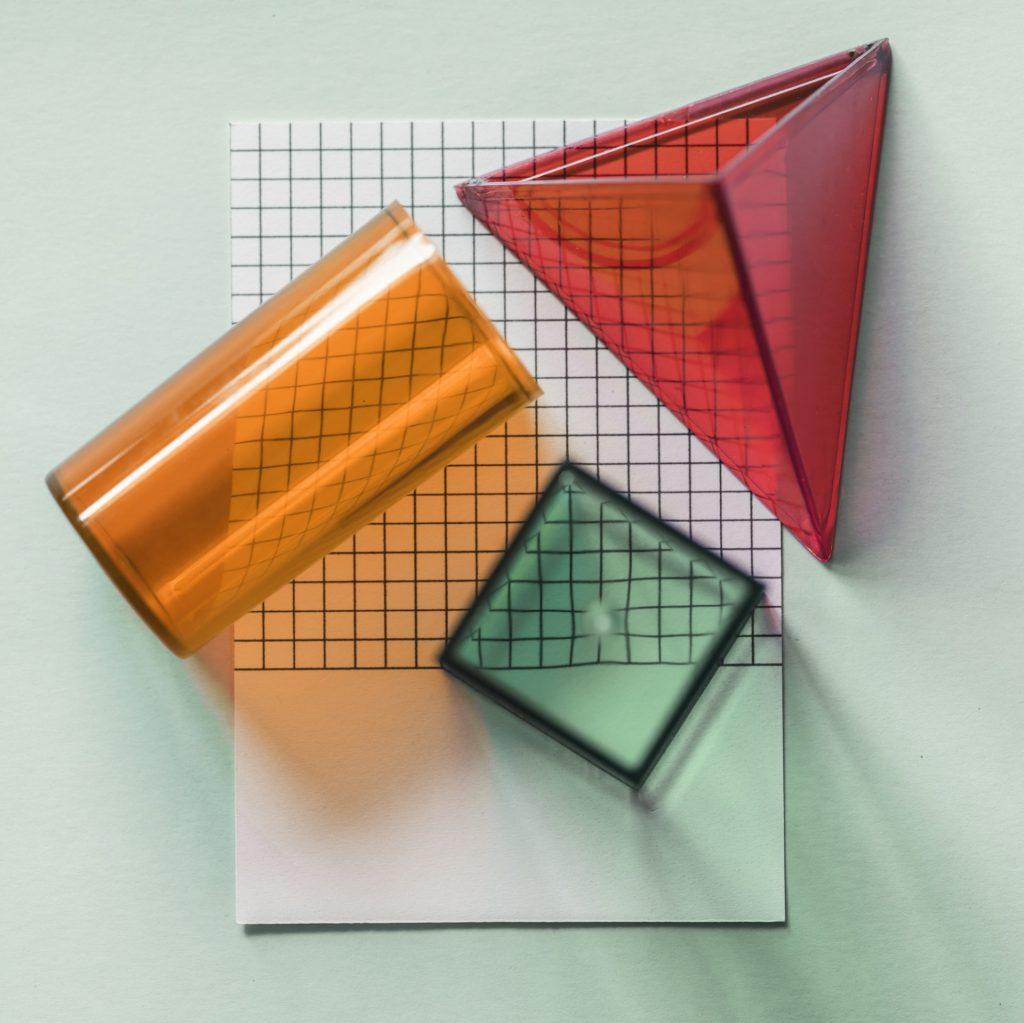 Figuras geométricas en 3D