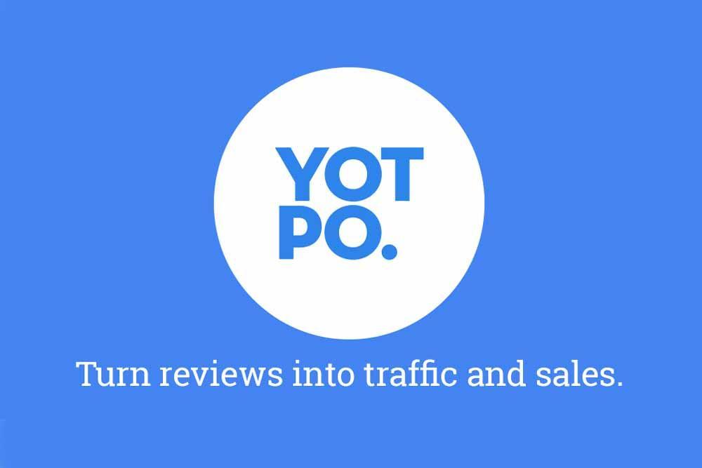 Logo de YotPo