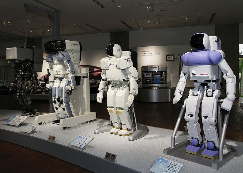 Robots de Honda
