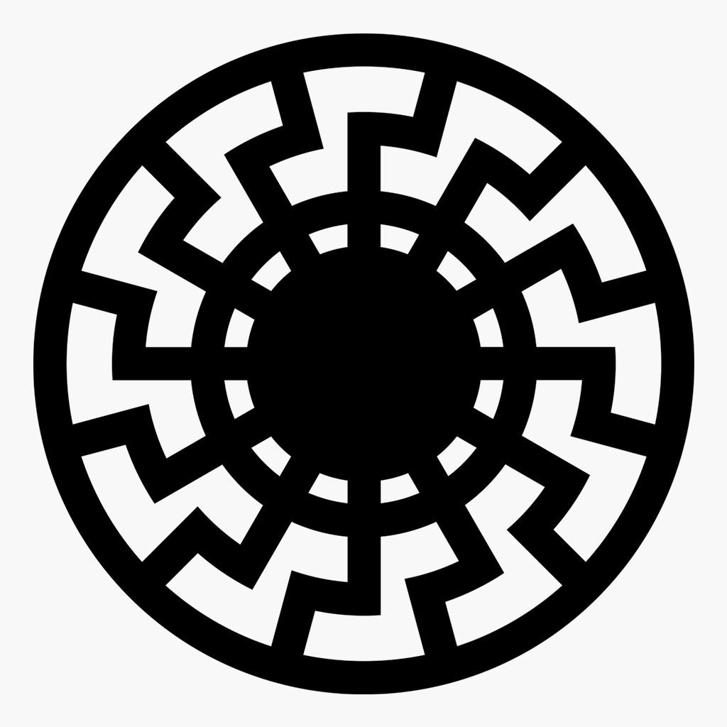 sol negro nazi