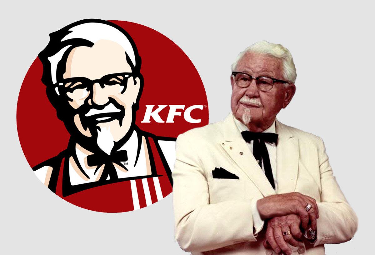 La inspiradora historia del Coronel Sanders, fundador de KFC a los 62 años  | Tentulogo