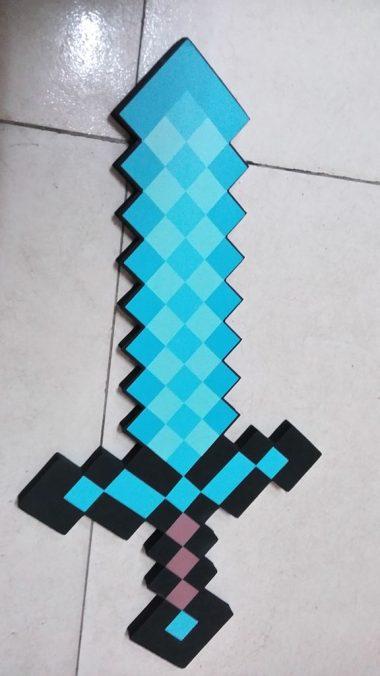 Espada pixelada