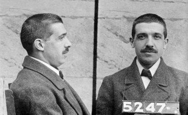 Carlo Ponzi cárcel