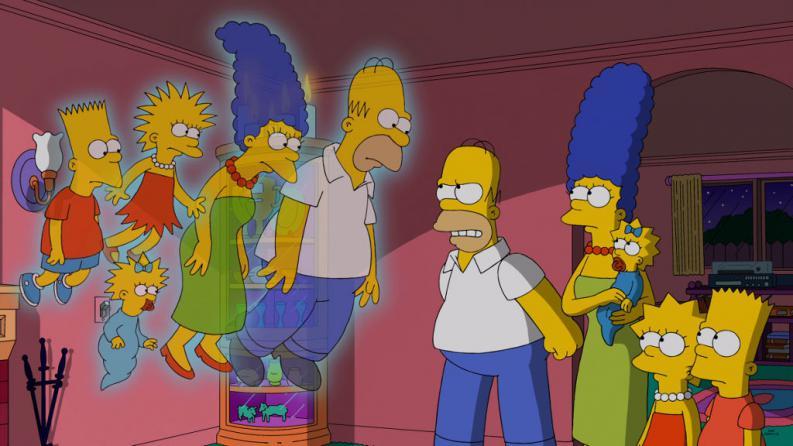Homer Simpson en Los Simpson