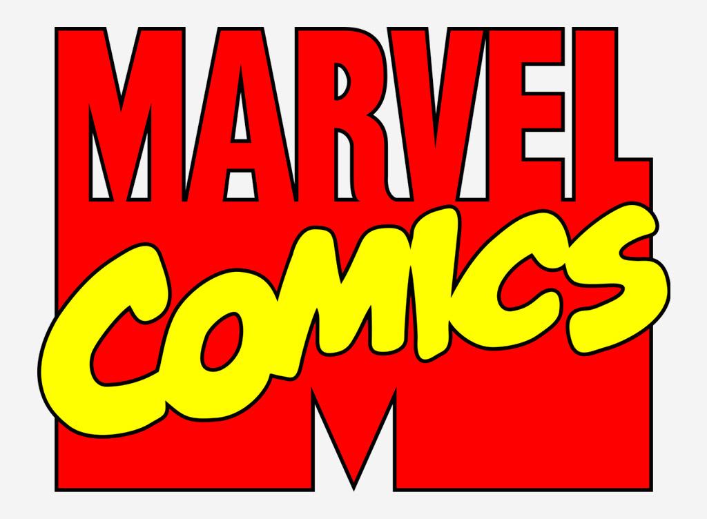 Logo de Marvel Comics usado en los años 90s