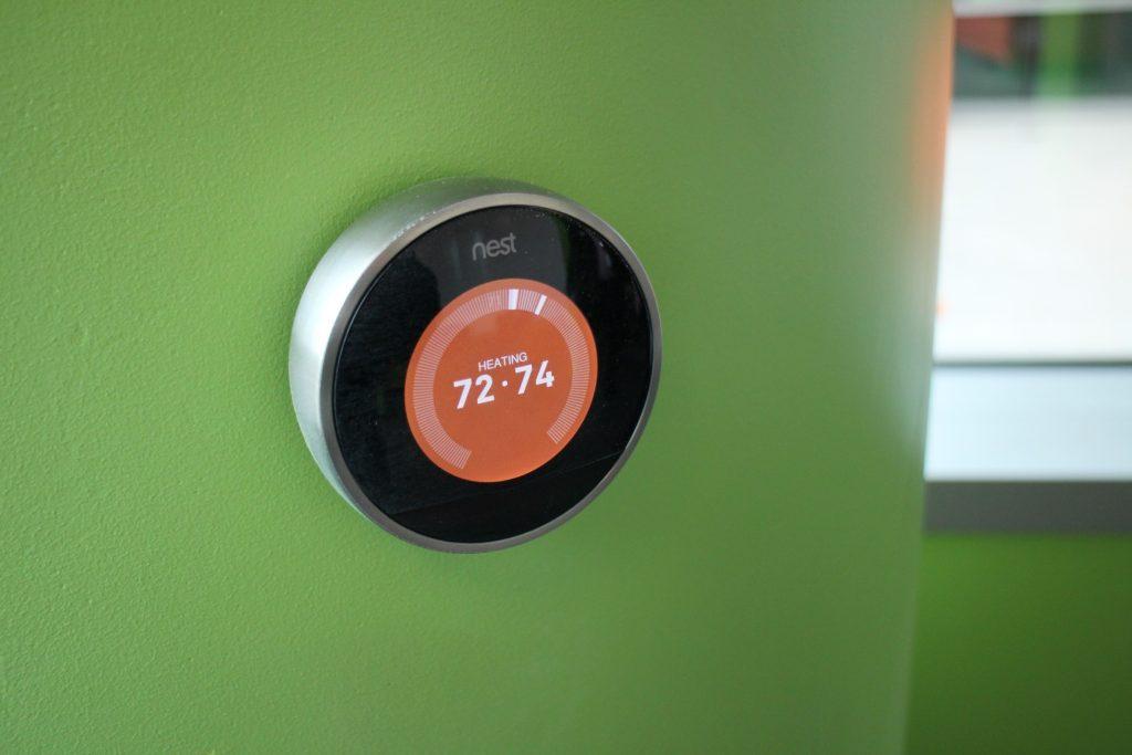 Nest Learning Thermostat de Google