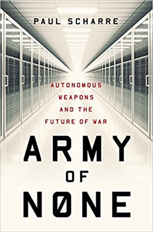 Army of none de Paul Scharre