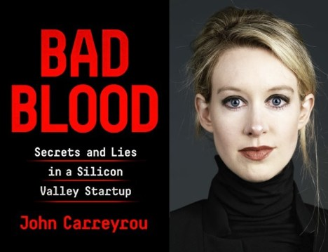 Bad Blood de John Carreyrou