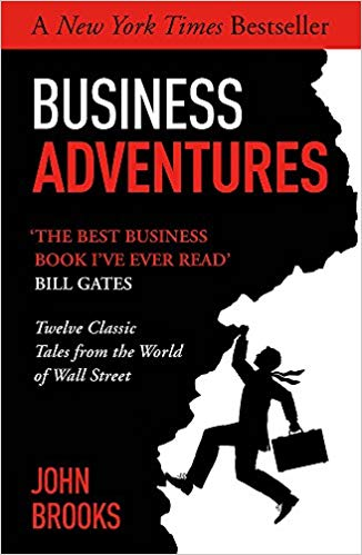 Business Adventures de John Brooks