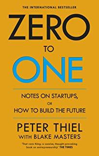 De cero a uno como inventar el futuro por Peter Thiel
