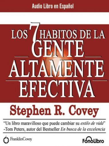 Portada libro los 7 hábitos de la gente altamente efectiva