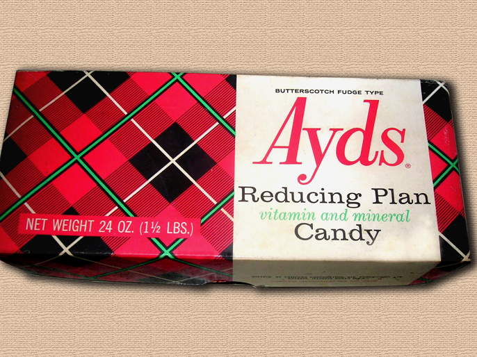 Caramelos Ayds