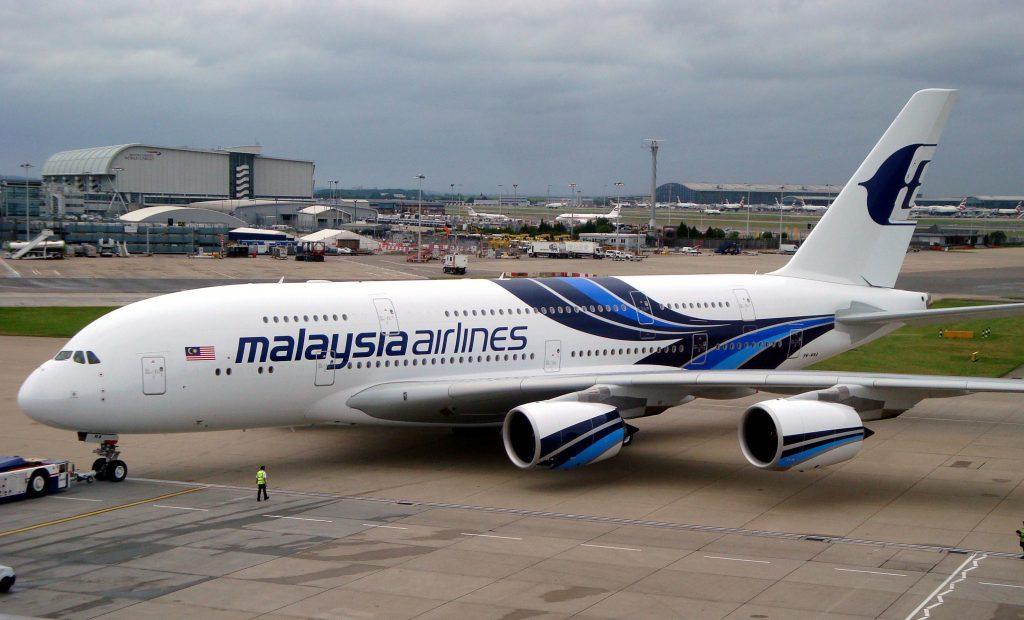 Aerolínea Malaysia Airlines