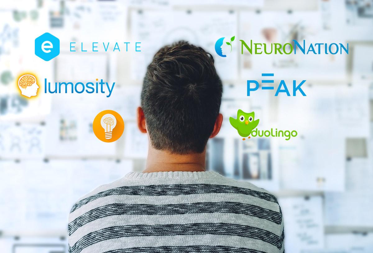 Las 6 mejores apps para ejercitar tu cerebro | Tentulogo