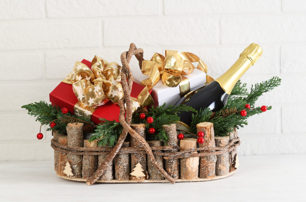 cestas de navidad