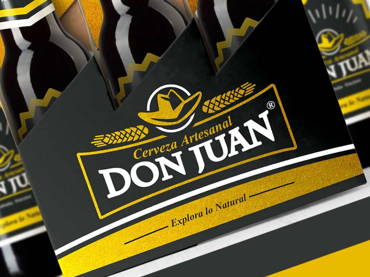 Diseño profesional de logo para Don Juan