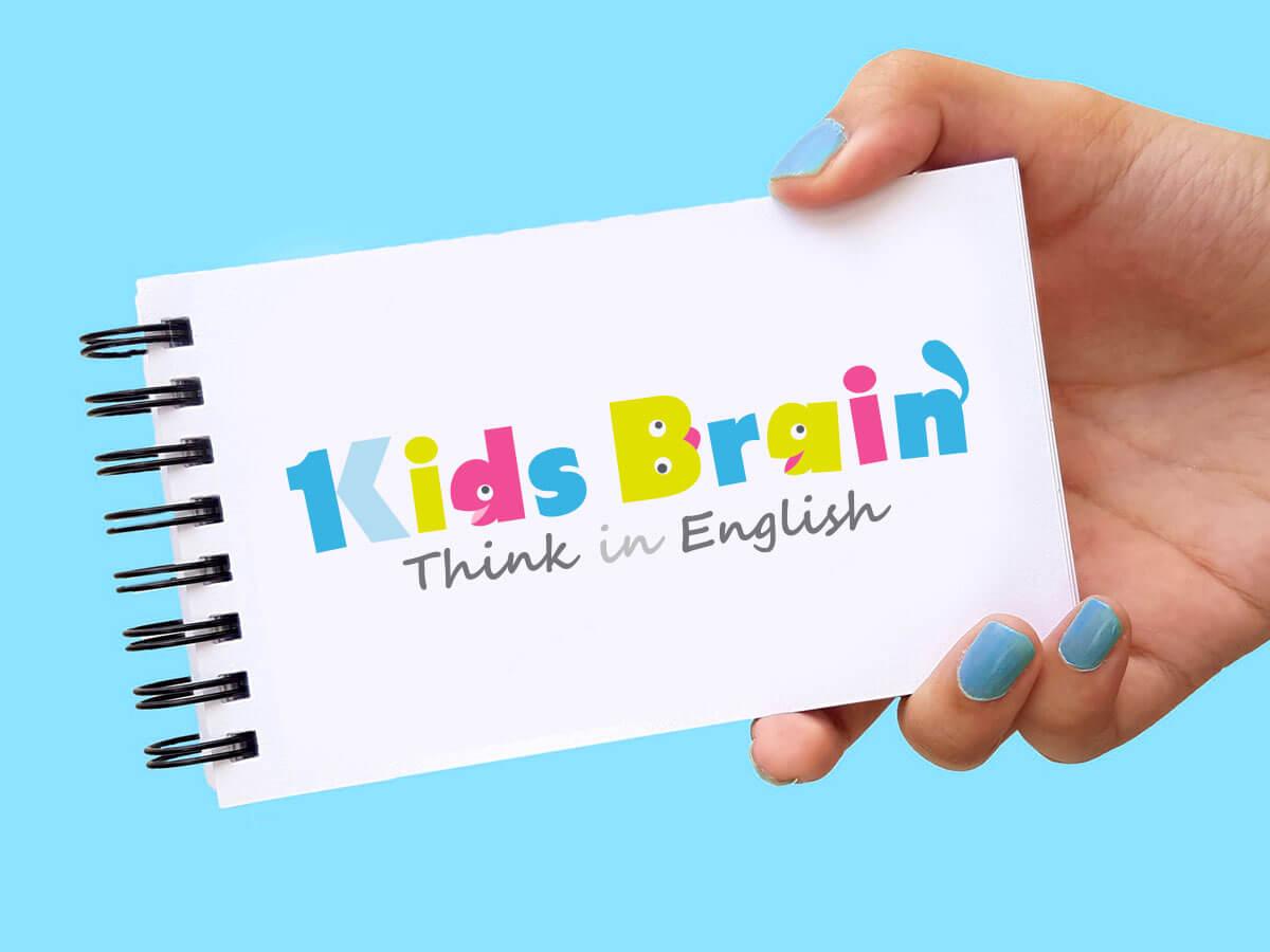 Diseño profesional de logo para Kids Brain