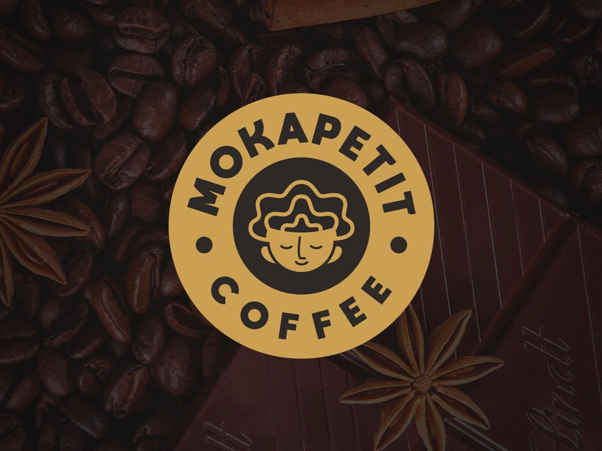 Naming y diseño de logo para la marca Mokapetit