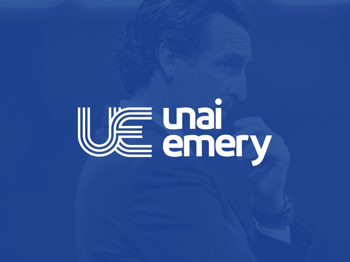 Diseño profesional de logo para Unai Emery