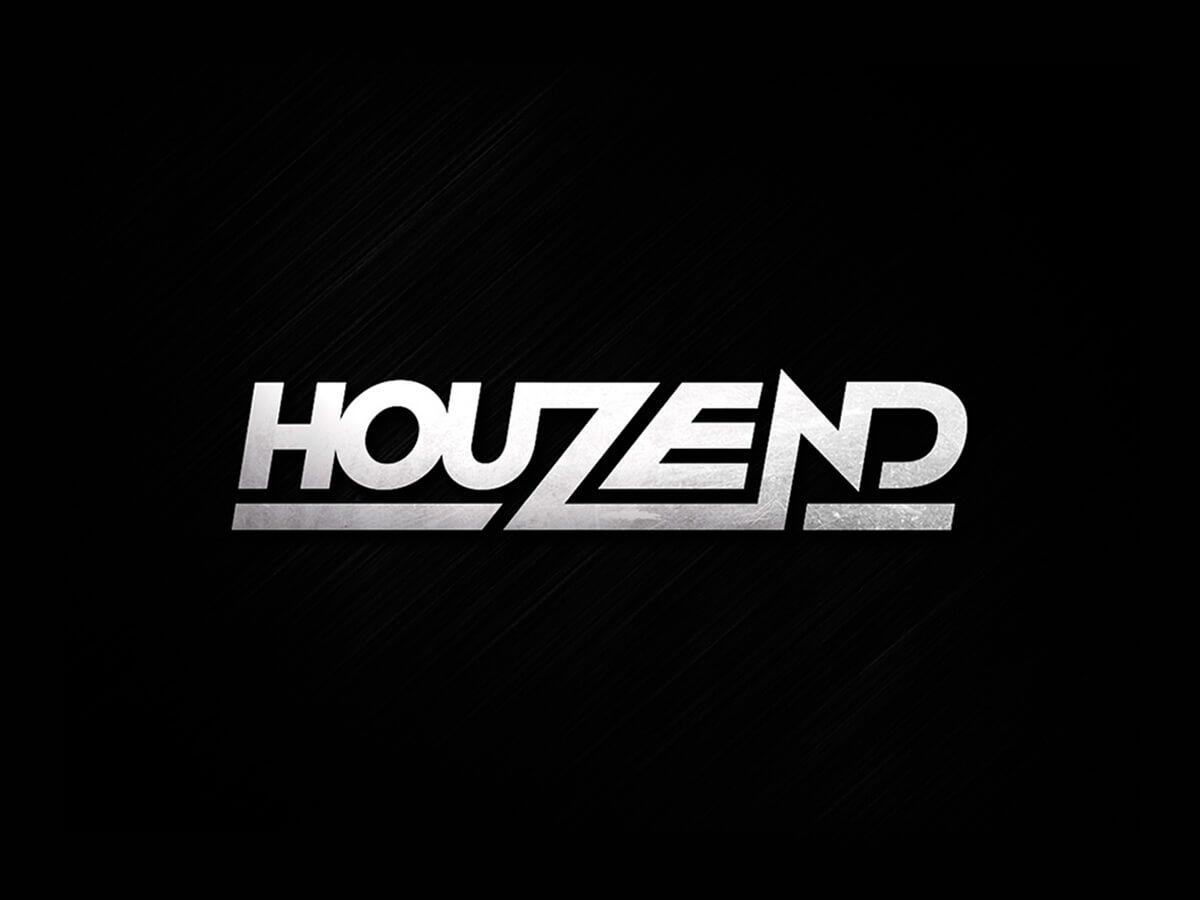 Naming y diseño de logo para la marca Houzend
