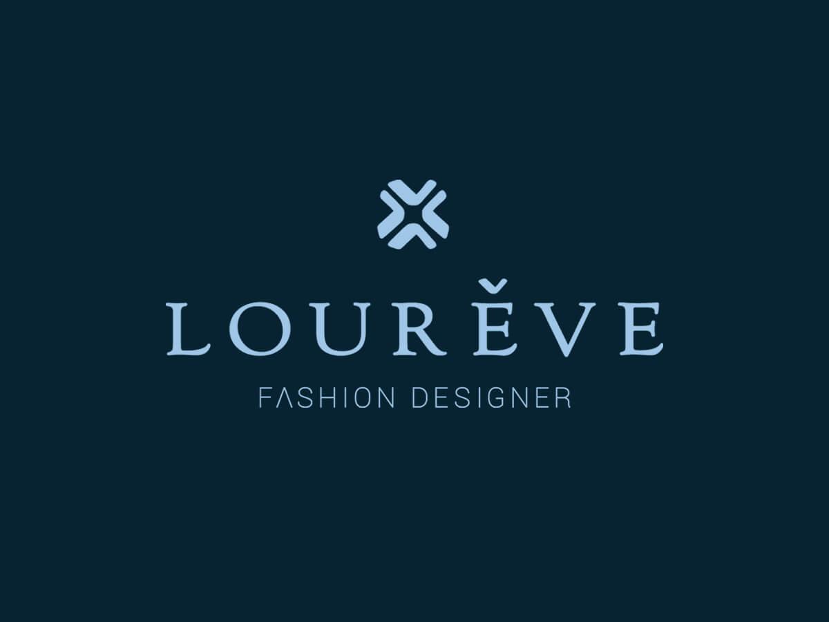 Naming y diseño de logo para la marca Lourêve