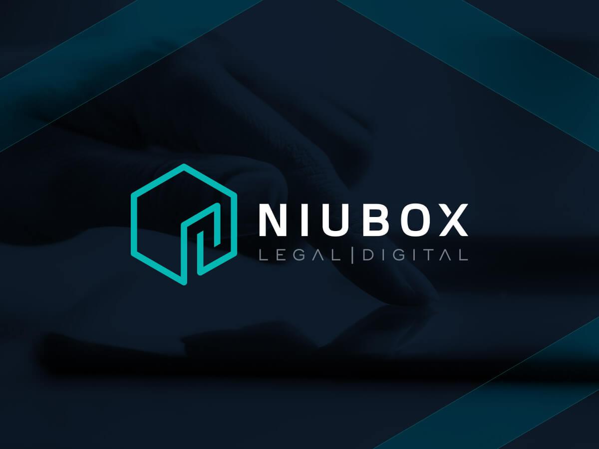 Naming y diseño de logo para la marca Niubox
