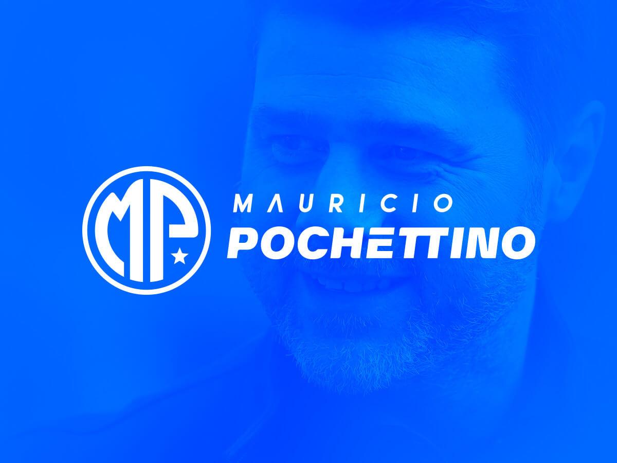 Diseño profesional de logo para Mauricio Pochettino