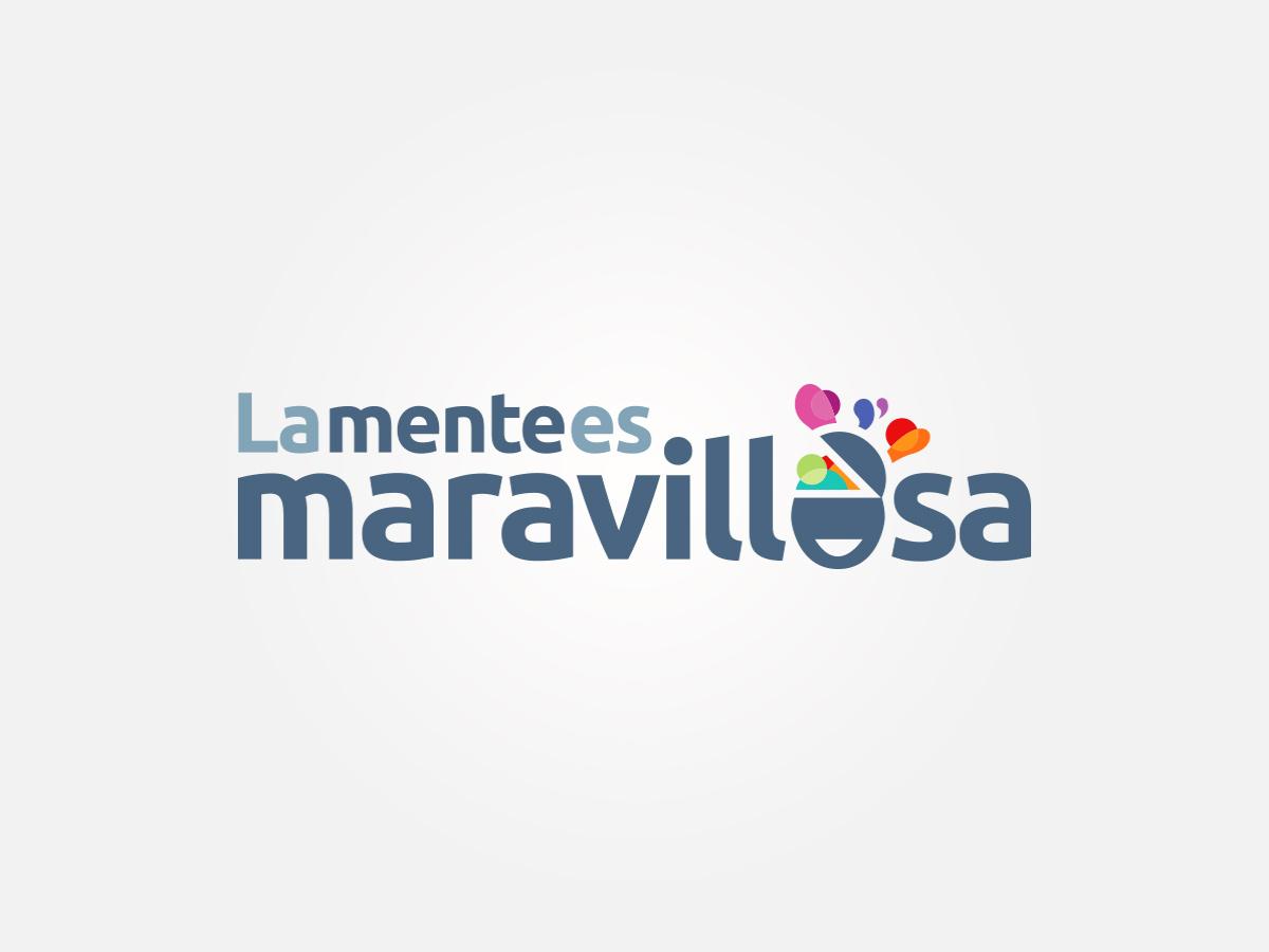 Diseño profesional de logo para La Mente es Maravillosa