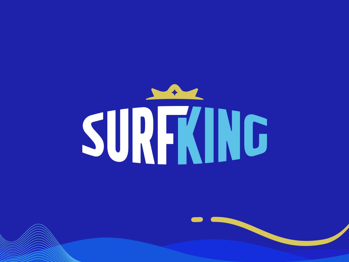 Diseño profesional de logo para Surfking