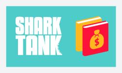 Colección tiburones de Shark Tank