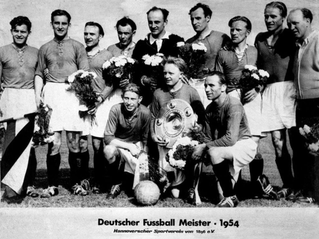 Selección de fútbol de Alemania Federal y su primera Copa Mundial