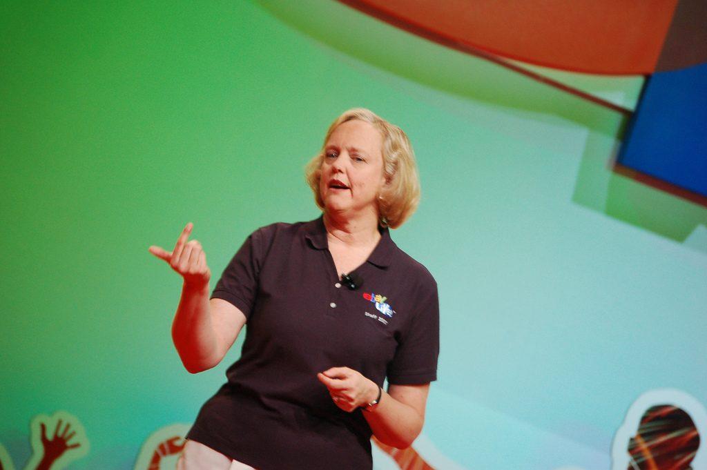 Meg Whitman en 2005