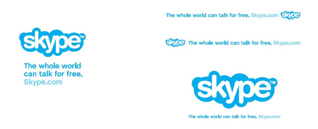 logo de skype