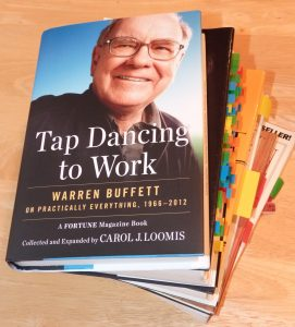 arren buffett tap dances - 599×664