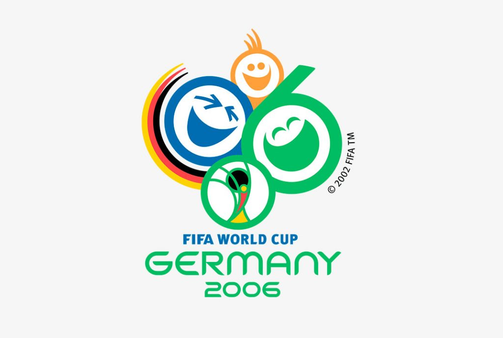 Logo del Mundial de fútbol