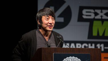 Alex Chung, CEO de Giphy