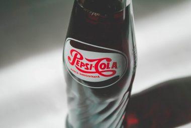 Vaso de Pepsi Cola