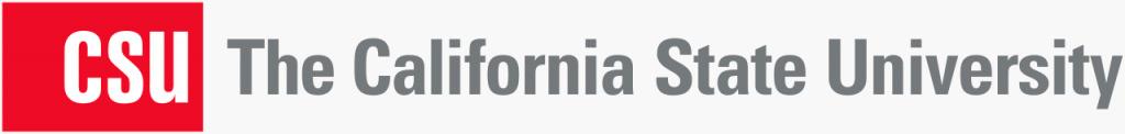 Logo de la Universidad Estatal de California