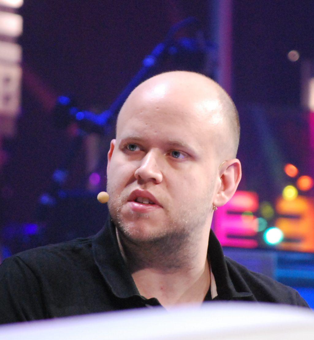 Daniel Ek en 2011